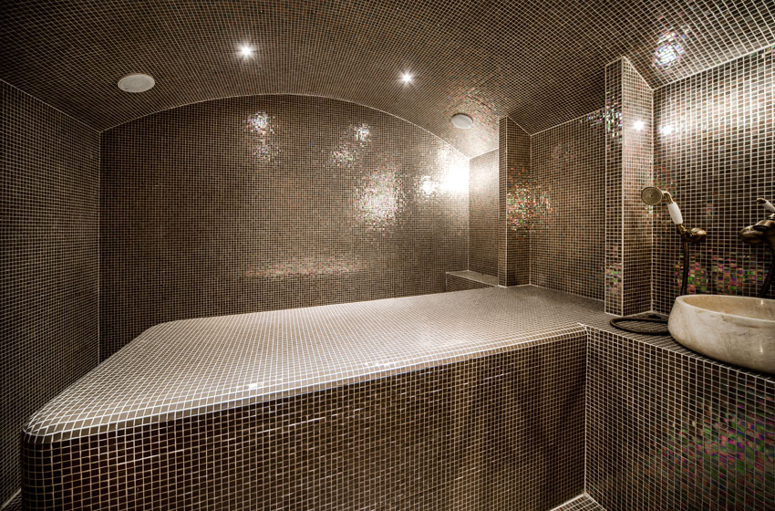 Ceramiche per Wellness e SPA
