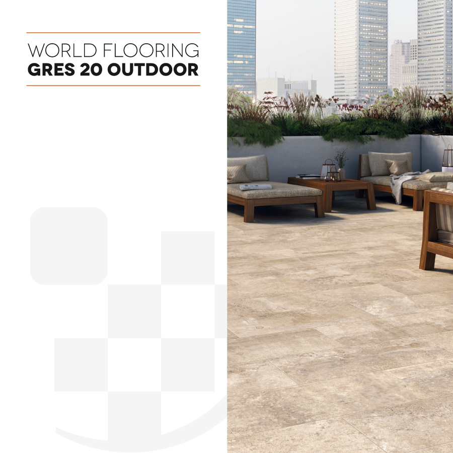 World Flooring Gres 20 Outdoor